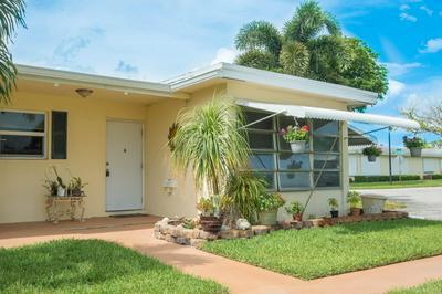 3231 RIDGE HILL RD APT A, Boynton Beach, FL 33435 - Photo 1