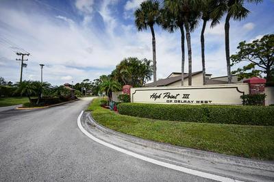 14085 NESTING WAY APT A, Delray Beach, FL 33484 - Photo 2