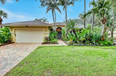 11017 VIA SAN REMO, Boynton Beach, FL 33437 - Photo 1
