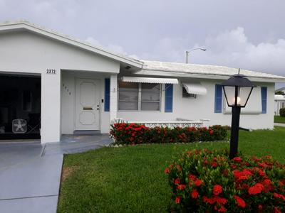 2372 SW 11TH AVE, Boynton Beach, FL 33426 - Photo 1