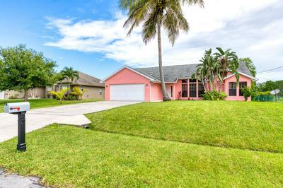 6830 NW GRANGER AVE, Port Saint Lucie, FL 34983 - Photo 1
