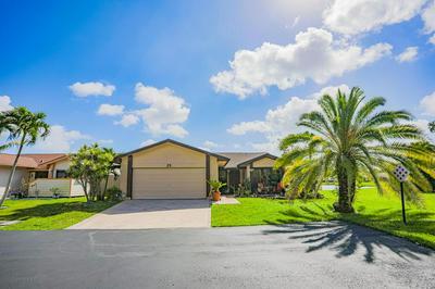 23 FAWLKLAND CIR, Boynton Beach, FL 33426 - Photo 1