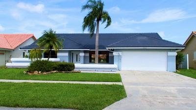 6043 SUNBERRY CIR, Boynton Beach, FL 33437 - Photo 1