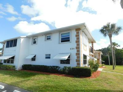 534 S LAKES END DR # 2, FORT PIERCE, FL 34982 - Photo 1