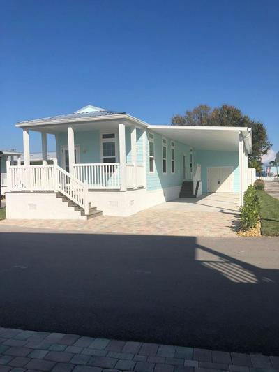 198 NE CHANNEL WAY, OCEAN BREEZE, FL 34957 - Photo 1