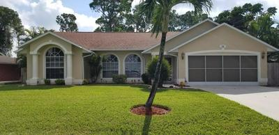 206 SE CROSSPOINT DR, Port Saint Lucie, FL 34983 - Photo 1