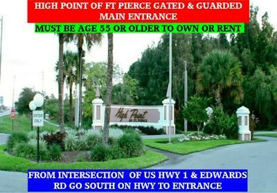 727 HIGH POINT BLVD APT D, Fort Pierce, FL 34982 - Photo 1