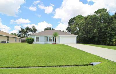 1429 SW SUDDER AVE, Port Saint Lucie, FL 34953 - Photo 1