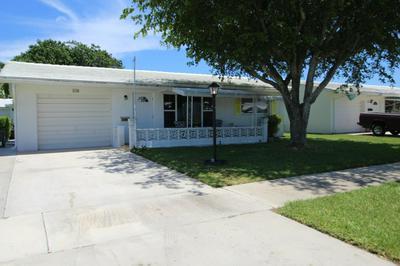 114 LEISUREVILLE BLVD, Boynton Beach, FL 33426 - Photo 1
