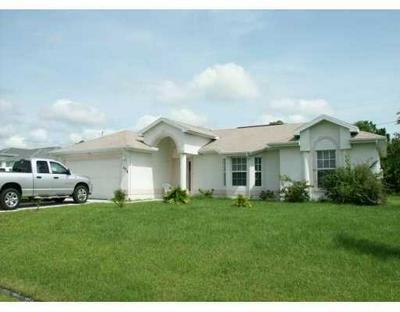 4978 NW FITZGERALD AVE, Port Saint Lucie, FL 34983 - Photo 1
