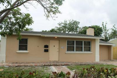 706 HOLLYWOOD PL, West Palm Beach, FL 33405 - Photo 1