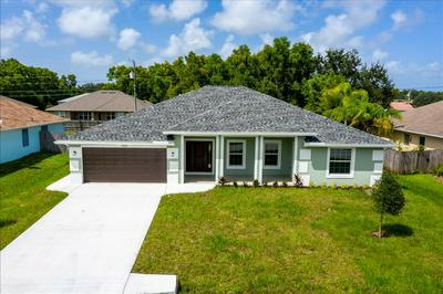 5421 NW COMMODORE TER, Port Saint Lucie, FL 34983 - Photo 1