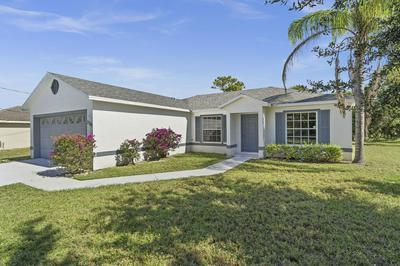 2301 SW SUSSET LN, PORT SAINT LUCIE, FL 34953 - Photo 1