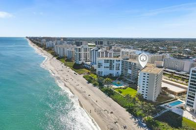 3101 S OCEAN BLVD APT 818-820, Highland Beach, FL 33487 - Photo 1