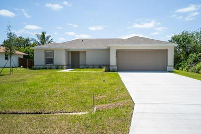 186 SW GLENWOOD DR, Port Saint Lucie, FL 34984 - Photo 1