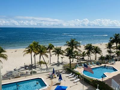 1000 S OCEAN BLVD APT 6B, Pompano Beach, FL 33062 - Photo 1