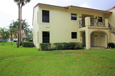 2600 GREENWOOD TER APT G101, Boca Raton, FL 33431 - Photo 1