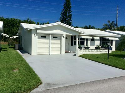 116 SW 8TH PL, Boynton Beach, FL 33426 - Photo 1