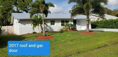 317 SE THANKSGIVING AVE, PORT SAINT LUCIE, FL 34984 - Photo 1