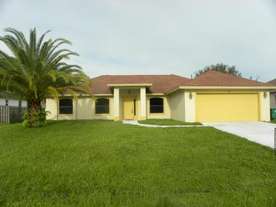 150 NW CARMELITE ST, Port Saint Lucie, FL 34983 - Photo 1