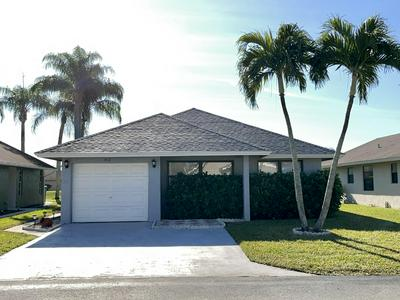 1412 LONGARZO PL, West Palm Beach, FL 33415 - Photo 1