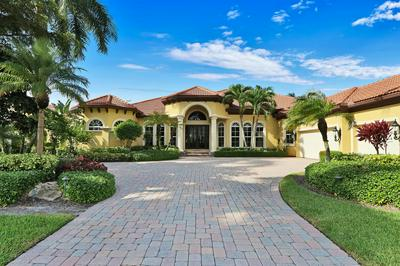 7517 HAWKS LANDING DR, West Palm Beach, FL 33412 - Photo 1