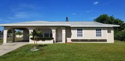 249 NE CAMELOT DR, Port Saint Lucie, FL 34983 - Photo 1