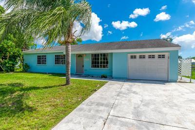 2125 SE ANECI ST, Port Saint Lucie, FL 34984 - Photo 1