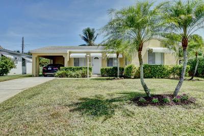 506 WRIGHT DR, Lake Worth Beach, FL 33461 - Photo 1