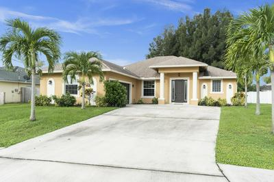 6650 NW OMEGA RD, Port Saint Lucie, FL 34983 - Photo 1