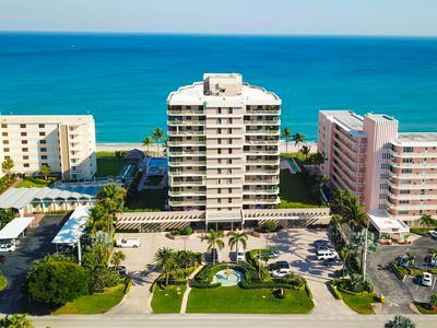2917 S OCEAN BLVD APT 504, Highland Beach, FL 33487 - Photo 1