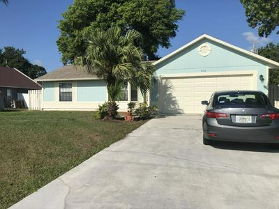 2512 SW KENSINGTON ST, PORT SAINT LUCIE, FL 34953 - Photo 1