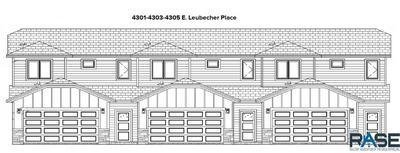 4301 E LEUBECHER PL, Sioux Falls, SD 57108 - Photo 2