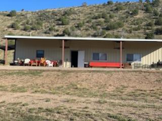 317 ALAMO CANYON RD, Tinnie, NM 88351 - Photo 1