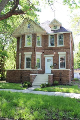 278 JOSEPHINE ST, Detroit, MI 48202 - Photo 1