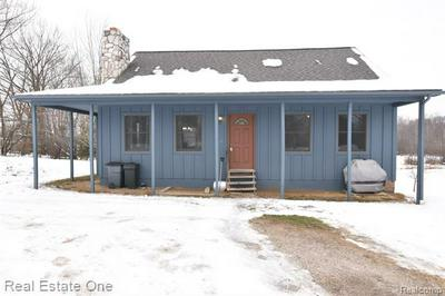 1541 CONNELL RD, Brandon Twp, MI 48462 - Photo 1