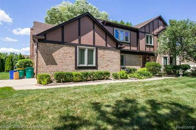 22251 ANTLER DR, Novi, MI 48375 - Photo 2