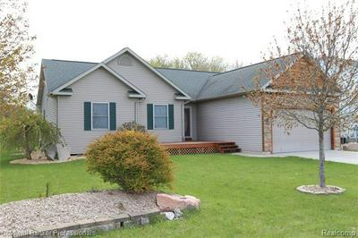 416 CLEARWATER DR, Perry, MI 48872 - Photo 1