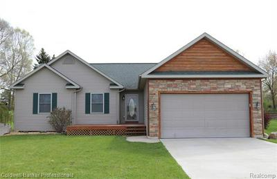 416 CLEARWATER DR, Perry, MI 48872 - Photo 2