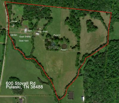 600 STOVALL RD, Pulaski, TN 38478 - Photo 1