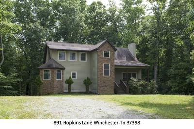 891 HOPKINS LN, Winchester, TN 37398 - Photo 1