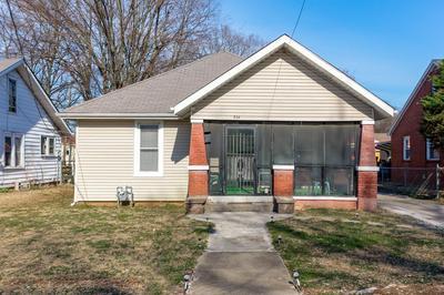 826 STANLEY ST, Hopkinsville, KY 42240 - Photo 1