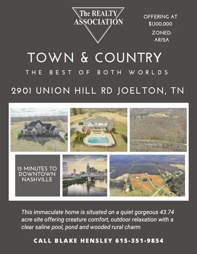 2901 UNION HILL RD, Joelton, TN 37080 - Photo 2
