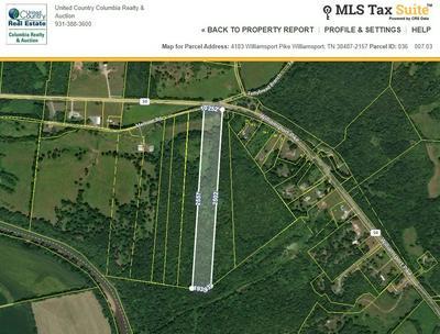4183 WILLIAMSPORT PIKE, Williamsport, TN 38487 - Photo 1