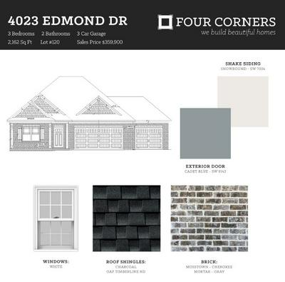 4023 EDMOND DR, Murfreesboro, TN 37127 - Photo 1