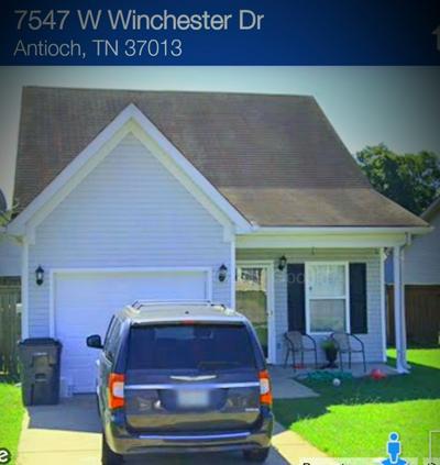7547 W WINCHESTER DR, Antioch, TN 37013 - Photo 1