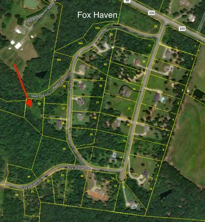 0 RED FOX LANE, Nunnelly, TN 37137 - Photo 1