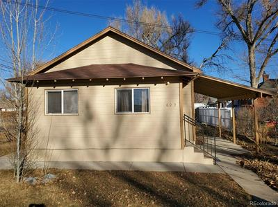 609 W KIOWA AVE, Fort Morgan, CO 80701 - Photo 1