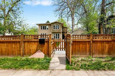 1872 S DOWNING ST, Denver, CO 80210 - Photo 1