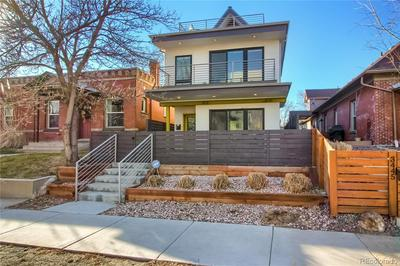 3439 TEJON ST, Denver, CO 80211 - Photo 1